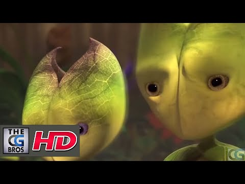 "CGI **Award Winning** 3D Animated Short HD: ""Burgeon"" - by The Animation School"