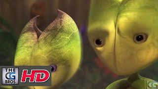 "CGI **Award Winning** 3D Animated Short HD: ""Burgeon"" - by The Animation School"