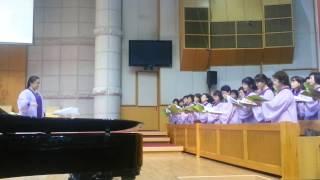 광주신안교회 아동부 교사 헌신예배