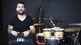 MEINL Percussion - Bongo Gig Bag - MSTBB1