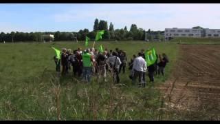 Européennes : les écologistes soutiennent les terres agricoles du plateau de Saclay