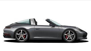F.A.Z-Fahrbericht: Porsche 911 Targa