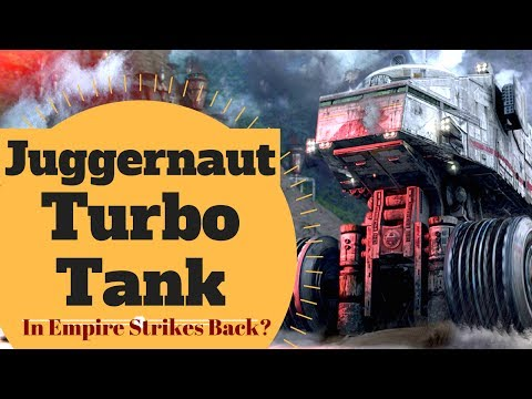 COMPLETE BREAKDOWN - HAVw A6 Juggernaut TURBO TANK Lore - Star Wars Canon & Legends Explained