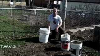 Amending Soil In The Garden, Planting Kohlrabi The Wisconsin Vegetable Gardener Show 23