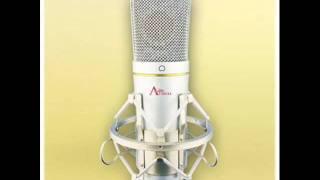Aureal MC330 test micrófono condensador - voz