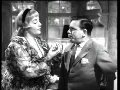Norman Wisdom is given Singing Lessons From Hattie Jacques