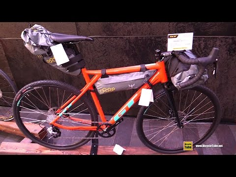 2017 GT Bicycles Grade CX Rival Bike - Walkaround - 2016 Eurobike