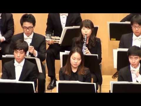 LIGHT CAVALRY OVERTURE (F.V.SUPPE) - Severance orchestra 2014 Spring Concert