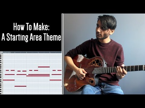 How To: Make An RPG Starting Area Theme In 5 Minutes || Shady Cicada