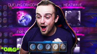 I Traded Up My ENTIRE Inventory to Black Markets in Rocket League \u0026 IT WAS INSANE!!!