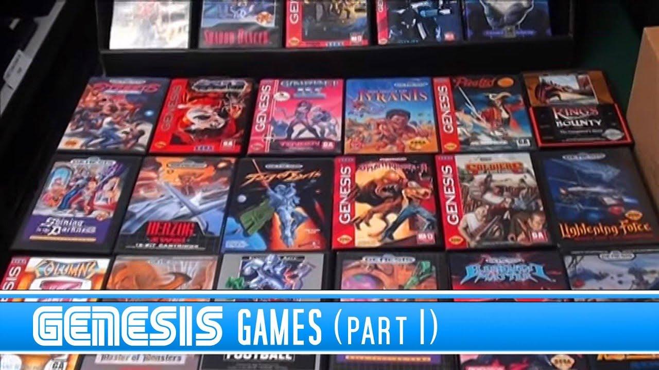 Genesis Games