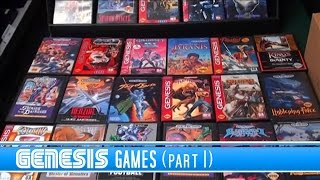 Sega Genesis Games to Collect Part 1