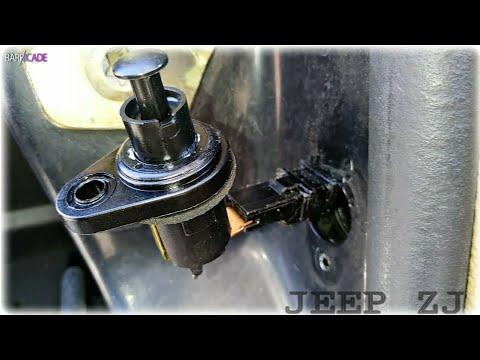 Door Ajar Switch Replacement 1993 98 Jeep Grand Cherokee Youtube