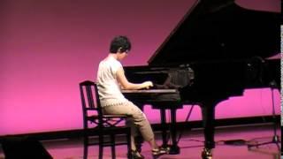 2009.8筑西生涯学習センターホール(田中ピアノ教室発表会)