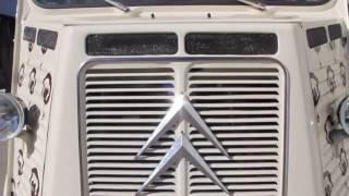 Restauro ed allestimento Citroen H Van per