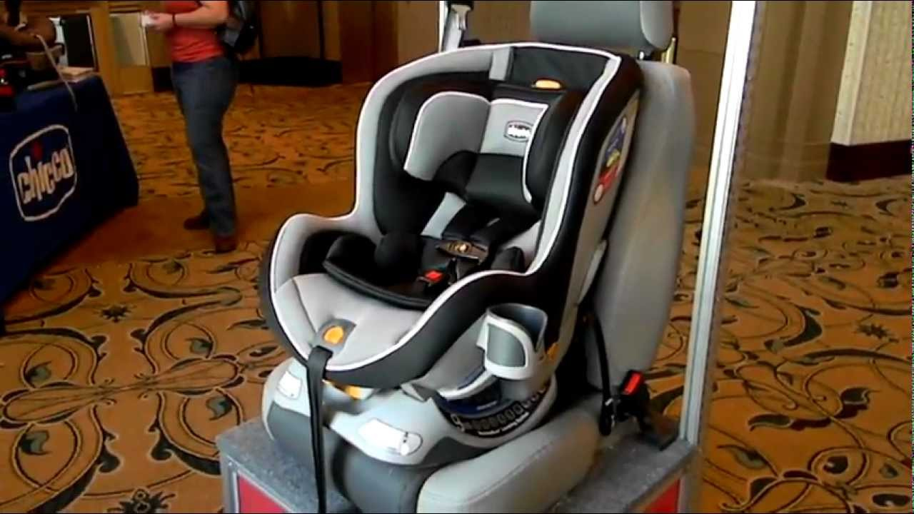CarseatBlog Chicco NextFit Convertible With SuperCinch LATCH Tightening System
