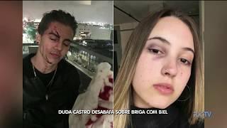 A Hora da Venenosa: Duda Castro desabafa sobre briga com Biel