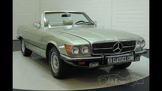 Mercedes Benz 450 SL 1973-VIDEO- www.ERclassics.com