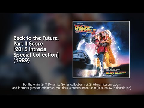 Back to the Future, Part II Score - Pair O' Docs [Track 14 from 2015 Intrada Special Collection] (19