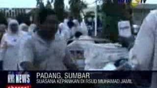 earthquake Indonesia 130907