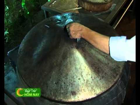 Heo tộc nướng lu - Món Ngon [HTV9 -- 18.11.2012]