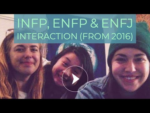 Enfj And Infp Friendship