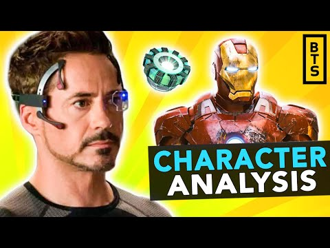 Marvel's Iron Man: A Look Into Tony Stark's Intense Character Development thumbnail