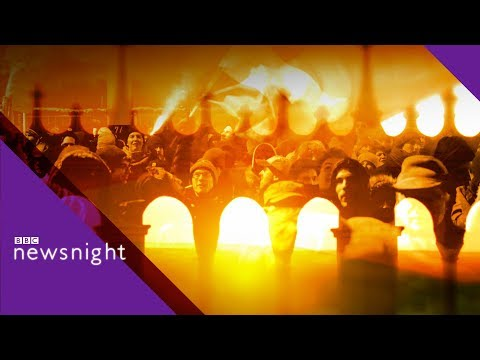 What's behind Hungary's protests? - BBC Newsnight