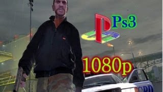 GTA IV Gameplay(4) - Ps3 1080p!