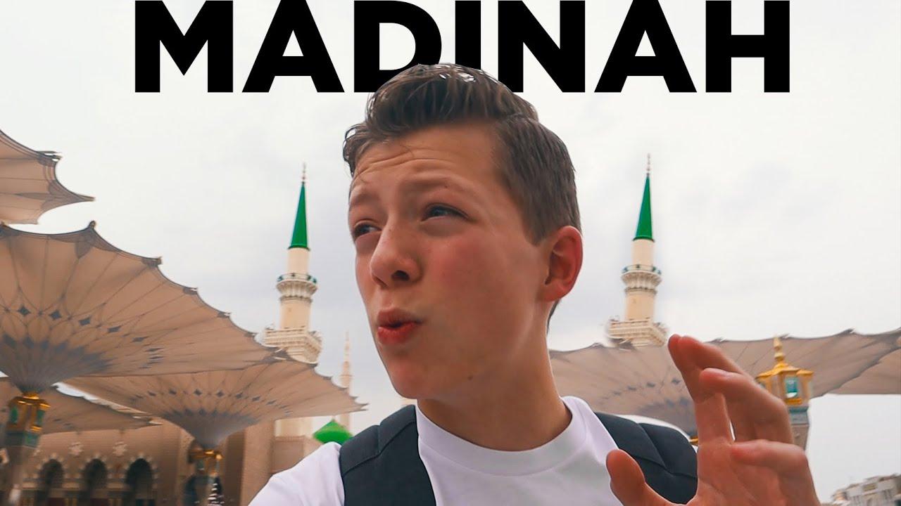 Madina: the best place on earth!--!المدينة: أفضل مكان في العالم
