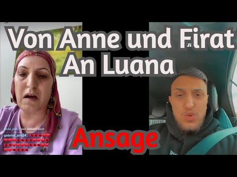 Ansage an Luana 😱|Anne👩💼 macht Live und Firatelvito👨💼 äußert sich dazu|Ganzes Statement|TaFizz