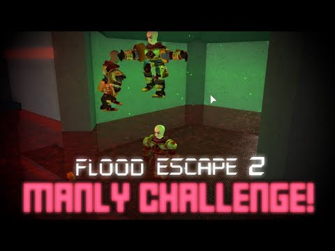 """MANLY CHALLENGE!"" 