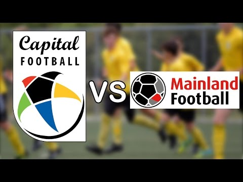 U15 boys NAGT Capital Vs Mainland 2016