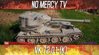 Korben Dallas(Топ стрелок)-VK 72.01 (K)-12000 УРОНА