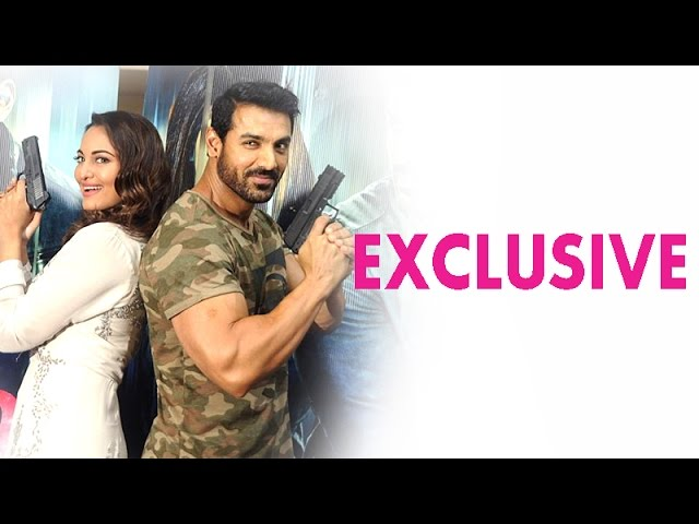 Exclusive! Sonakshi Sinha, John Abraham and Tahir Raj Bhasin get candid about Force 2