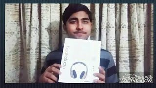 Beat by Dre STN-13 Bluetooth headphones unboxing and review in Urdu