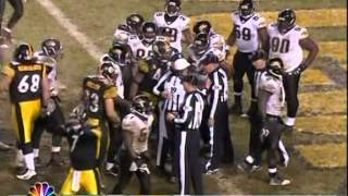 Jacksonville Jaguars vs Pittsburgh Steelers Playoffs in 2008