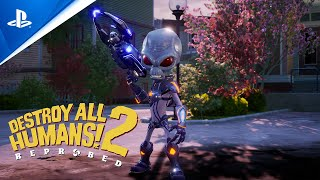 Destroy All Humans 2 – Reprobed – Gameplay Trailer | PS5