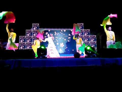 'Laadki' - Sachin-Jigar, Taniskha S, Kirtidan G, Rekha B - | Coke Studio || Bride Dance Choreo