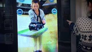 Ford C-Max augmented reality poster ad by Ogilvy & Mather and Grand Visual