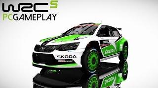 WRC 5 FIA World Rally Championship Gameplay (PC HD)