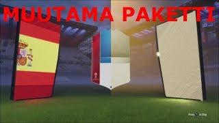 Muutama World Cup Paketti | Icon & 87+ Walk Out!!!!!!!!