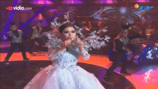 "Syahrini feat DJ Riri Mestica - Sandiwara Cinta (The Biggest Concert Princess Syahrini ""Dream Big"")"