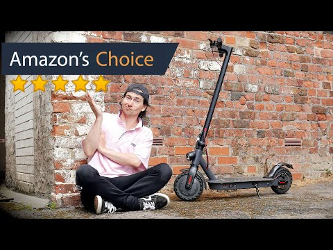 Is Amazon's choice e-scooter any good? 🤔HIBOY S2 Review / Xiaomi M365 Pro clone!