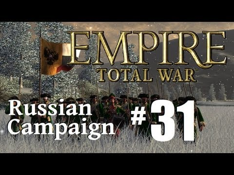 Empire Total War - Russian Campaign Part 31: Courland Conquered!