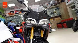 New  GPX150 Demon Black Sports 2020