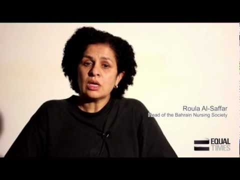Free the medics in Bahrain. Roula al-Saffar. Verdict. - Equal Times