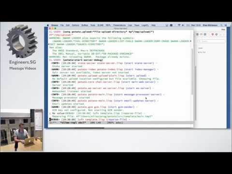 Web Development in Emacs, Common Lisp and Clojurescript - Emacs SG