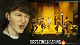 FIRST TIME HEARING! (J Balvin - Amarillo | Music Video Reaction/Review)