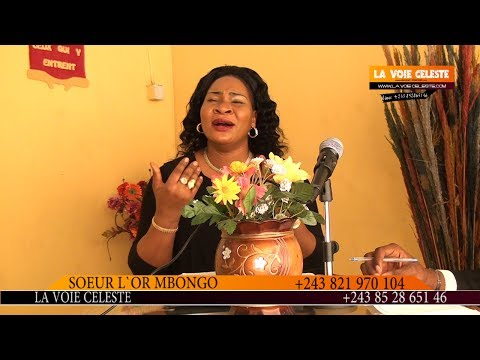Des grâves révélations sur la mort faites par L'Or mbongo: Ce que ton argent ne peut jamais t'offrir